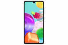 SAMSUNG Galaxy A41 64 GB Black Dual SIM-NEU + OVP