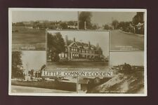 Sussex Little Common & Cooden M/view inc GOLF links RP PPC Used 1939