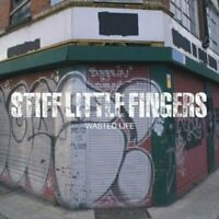 Stiff Little Fingers - Wasted Life: Live [CD]