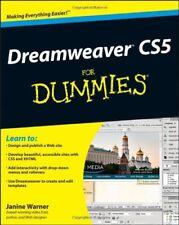 Dreamweaver CS5 For Dummies (For Dummies (Computers)),Janine Warner