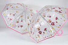 Soie & Rock changement de couleur Parapluie Pétale Fairy have fun in the Rain filles cadeau