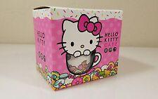 Sanrio Hello Kitty Cafe Mug Tea Cup 2017 Exclusive ceramic Brand new in box