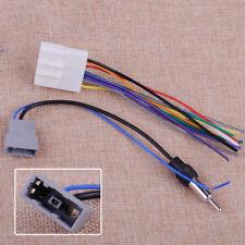 DVD Radio Stereo Stecker Adapter Kabel Antenne Kabelbaum für Nissan Subaru