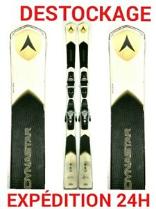 """ski adulte occasion DYNASTAR """"CR 72"""" taille:165cm+ fixations IDEAL PETIT BUDGET"""