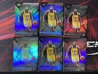 2019-20 Panini Chronicles XR Eric Paschall Golden State Warriors Lot of 6