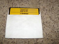"The Ancient Art War at Sea (IBM/Tandy) 5.25"" floppy disk"