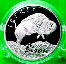 Bison National Mammal Commemorative Coin Proof Lucky Money Value $89.95