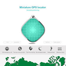 Mini GPS Tracker Locator GSM GPRS SOS Tracking for Child Elder Pet Cat Vehicle T