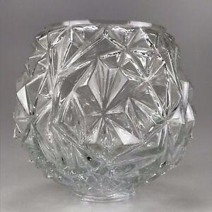 60er 70er Jahre Lampenglas Lampenschirm Ersatzglas Kugellampe Ersatzschirm 70s