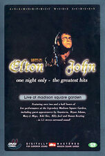 Elton John One Night Only The Greatest Hits / NEW