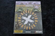 Revolution X Featuring Aerosmith Big Box PC Game Sealed