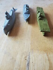Classic WORLD WAR II Toy Soldiers 3: Navy 21 Division- Ocean Fighting Machines