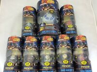 Star Wars Dagedar Droid Display Decoders Lot of 8 Skywalker Darth Maul Series 1