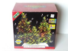 Lemax Battery Operated Musical Shimmering Spruce in Original Box