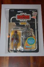 Boba Fett-Loose-Star Wars Empire Strikes Back-Vintage-With 45 Back Card