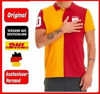 NEU ORIGINAL Poloshirt  Galatasaray Istanbul 2020 / 2021 Metin Oktay Retroshirt