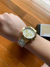 Michael Kors Mid-Size Lexington Chronograph MK5556 Wrist Watch for Women