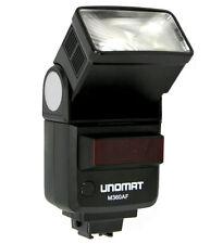 éclair, FLASH compatible avec MINOLTA, SONY ALPHA, UNOMAT M360AF
