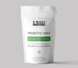 Probiotic Daily - Lactospore® (Bacillus Coagulans) 500 Million CFU - 90 tablets