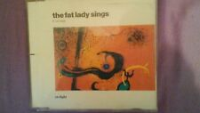 THE FAT LADY SINGS - ARELIGHT. CD SINGOLO 3 TRACKS