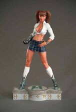 CS Moore Witchblade Schoolgirl Outfit Statue - Marc Silvestri
