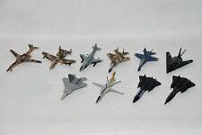 TMLM Top Model Diecast Fighter Jets Lot USAF Navy SR-71 A-4E F-18 F-117A YF-22 +