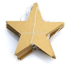 Wholesale 4M Star 7cm Party Backdrop Bunting Garland Wedding Christmas Party