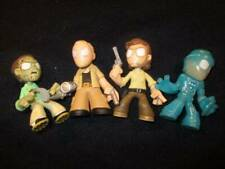 "Action Figures ~ Funko Mystery Mini Walking Dead Zombies 3"" Lot of 4"