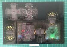 Warhammer Games Workshop Space Hulk 4th 40K Tiles Unpunched Board I