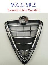 Griglia Scudo Maschera Anteriore ALFA ROMEO GIULIETTA Cromata 2010/2016 Qualità!