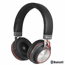 Auriculares Artica Patrol red Bluetooth NGS