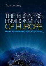 THE BUSINESS ENVIRONMENT OF EUROPE - GUAY, TERRENCE R.