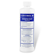 Control III Cleaning Solution & Disinfectant For CPAP Masks & Equipment (16oz)