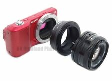 Adaptadores para lentes y monturas para cámaras Para Canon FD Canon