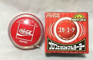 70`s Yo-Yo collection : Coca Cola YoYo Japan Limited Edition 2005