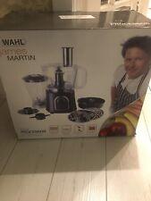 James Martin By Wahl Zx902 800w Food Processor Brand New