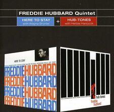 Freddie Hubbard - Here to Stay / Hub-Tones [New CD] Rmst