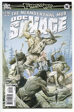 Doc Savage 16 3rd Series DC 2011 VF NM JG Jones