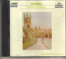 (DG986) Handel, Messiah (Highlights), cond. Raymond Leppard - 1987 CD