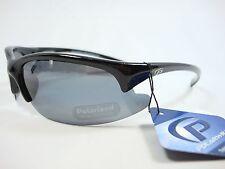 Polarwrap black Polarized Sport Sunglasses Total Coverage SZ L 6W2855191 New (5)