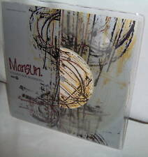 MANSUN-CLOSED FOR BUSINESS/EGG SHAPED FRED UK NM/NM CLEAR VINYL RECORD 45+PS