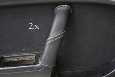 Se adapta a Mazda Rx7 fc3s 2x Manija De Puerta cubre Punto Blanco