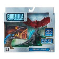 Godzilla & Rodan Jakks 9cm Action Figures Toys Play Set BRAND NEW In STOCK