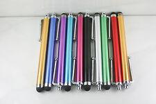 10x Touch Stift Pen Eingabestift für Tablet Smartphone Touchpad Touchscreen Gold