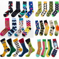 Men Women Food Animal Colorful Sock Funny Street Harajuku Divert Happy Socks Sox