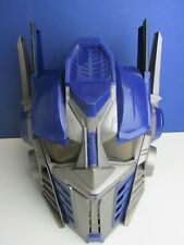 transformers movie OPTIMUS PRIME VOICE CHANGER MASK cosplay HASBRO 32T