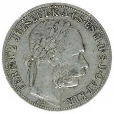 Österreich Ungarn 1 Forint 1883 KB, A11270