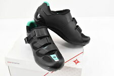Specialized Torch RD WMN Road Women's Cycling Shoes Black/Green 37 EU 6.5 US NEW