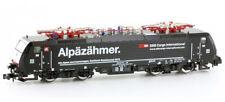 "Hobbytrain H2923 Spur N Ellok Baureihe 189 ""Alpäzähmer"" der MRCE / SBB Cargo,EP6"