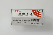 Ortofon apj-1 Adapteur for prélève A-Shell type Cartouches MADE IN JAPAN